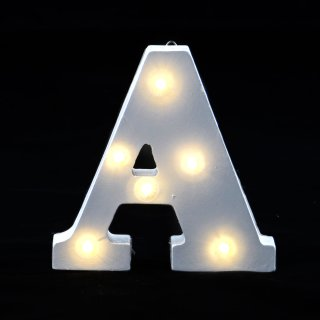 LED Buchstabe A