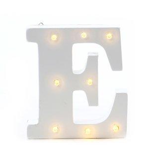 """LED Buchstabe """"E"""""""