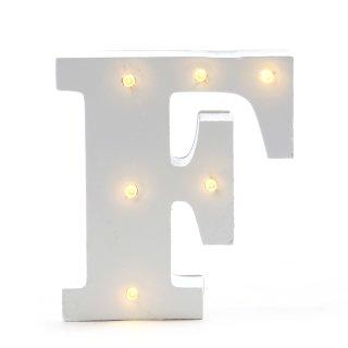 "LED Buchstabe ""F"""