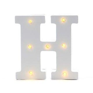 "LED Buchstabe ""H"""
