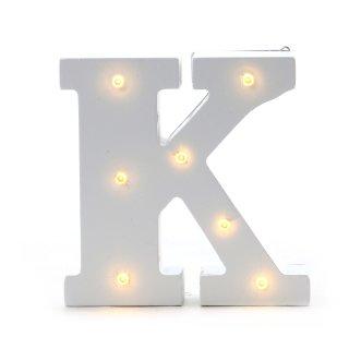 "LED Buchstabe ""K"""