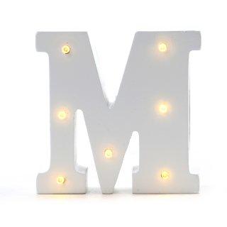 "LED Buchstabe ""M"""