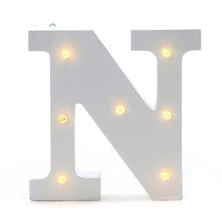 "LED Buchstabe ""N"""