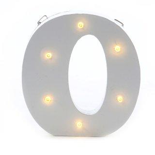 "LED Buchstabe ""O"""