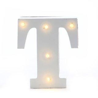 """LED Buchstabe """"T"""""""