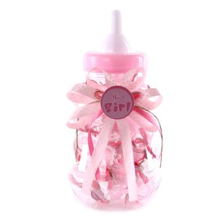 Babyflaschen rosa