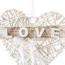 """Weidenherz """"Love"""" mittel"""