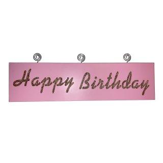 """Fotohalter """"Happy Birthday"""""""