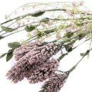 Deko-Feldblume Lavendeloptik rosa im 2er Set