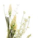 Deko-Feldblume Fantasie-Lavendel weiß im 2er Set