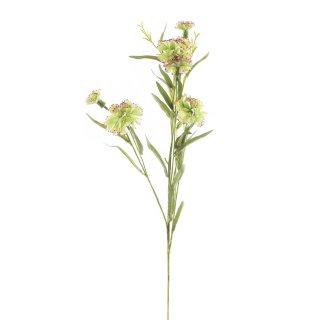Kunst-Blume Nelke zartgrün