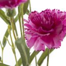 Kunst-Blume Nelke pink