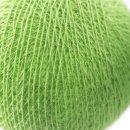 Deko-Garn-Ball 20 Stück hell-dunkel grün Töne