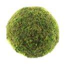 Moos-Bälle Ball 6 Stück ca. 9 cm