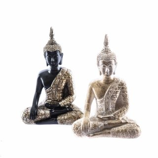 Mini Buddha Figuren in verschiedenen Farben