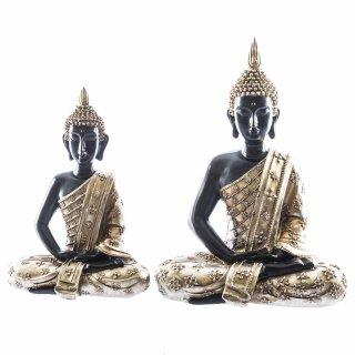 Buddha Figuren in verschiedenen Größen