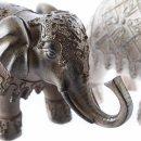 Elefanten Figuren in verschiedenen Farben