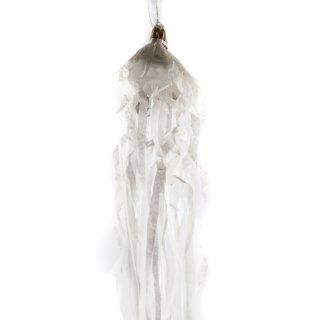 Party Wurf Luftschlangen weiß, 3 Stück für Hochzeit, Geburtstag, JGA