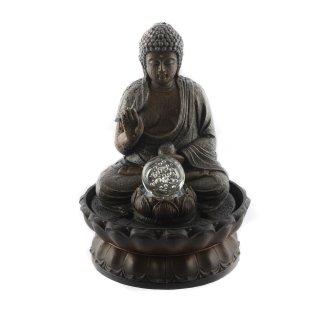 Buddha Zimmer Brunnen Ohne LED