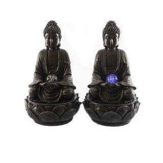 Großer Buddha Zimmerbrunnen,verschiedene Funktionen