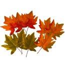 Dekorative Herbstblätter zum Streuen im 3er Set