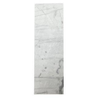 Marmor Servierplatte / Tablett weiß grau