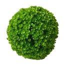 Blumenball grün