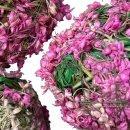Blumenbälle 6er Set pink rosa