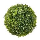 Deko Blumenball grün 20cm