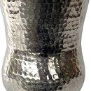 Vase Pokal silber