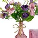 """Dekotablett""""Joy""""6 tlg. rosa Geschenkset"""