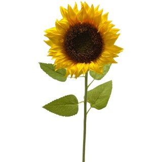 Kunst-Blume Sonnenblume ca. 80 cm